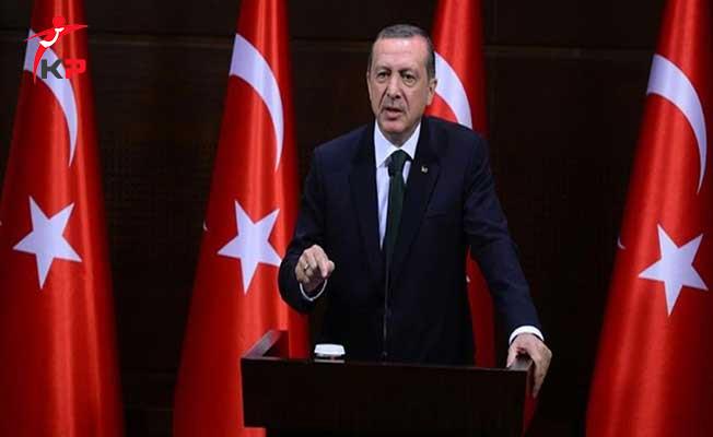 Cumhurbaşkanı Erdoğan'dan ABD'nin Silah Satışına İlişkin Sert Tepki