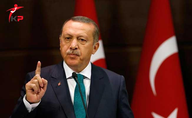 Cumhurbaşkanı Erdoğan'dan IKBY Referandumuna Eleştiri Geldi
