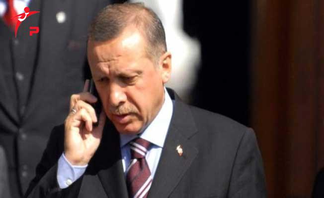 Cumhurbaşkanı Erdoğan İbadi İle Görüştü!