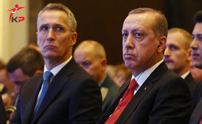 Cumhurbaşkanı Erdoğan NATO Genel Sekreteri Stoltenberg İle Görüştü!
