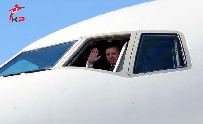 Cumhurbaşkanı Erdoğan THY- Boeing İmza Törenine Katıldı