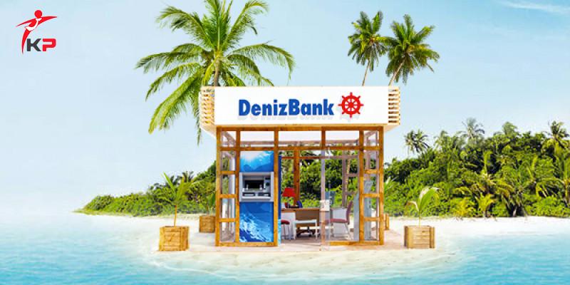 Denizbank'tan Tıkır Tıkır Kazandıran Mevduat Avantajları