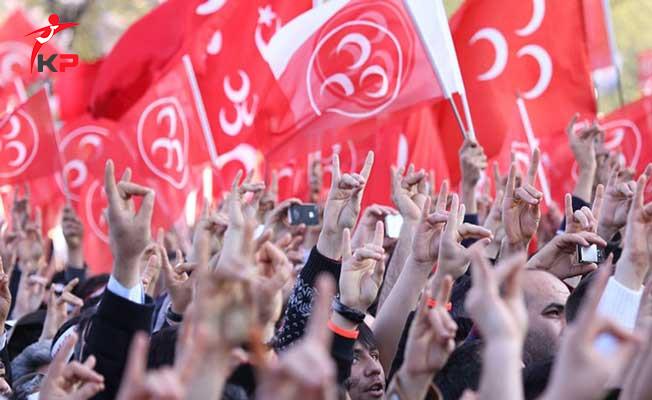 Denizli MHP'de 41 Üye Partisi'nden İstifa Etti