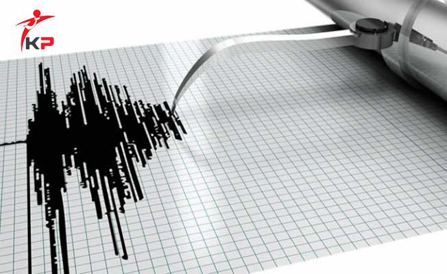 Dünya Beşik Gibi! Japonya'da Şiddetli Deprem