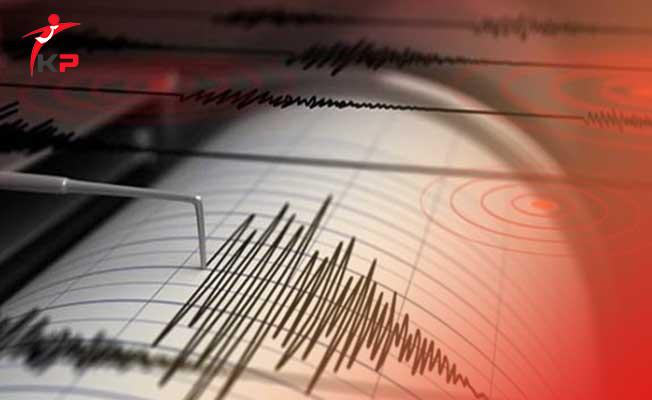 Ege Denizinde Korkutan Bir Deprem Daha !