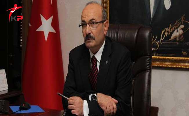 Eski Burdur Valisi FETÖ'den Gözaltına Alındı!