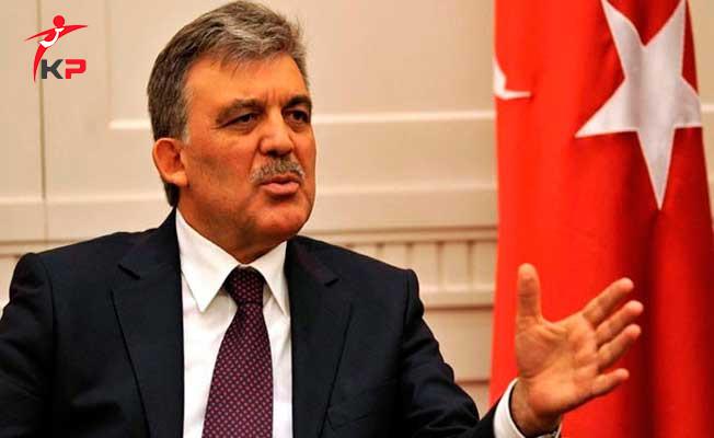 Eski Cumhurbaşkanı Abdullah Gül'den TEOG Açıklaması!