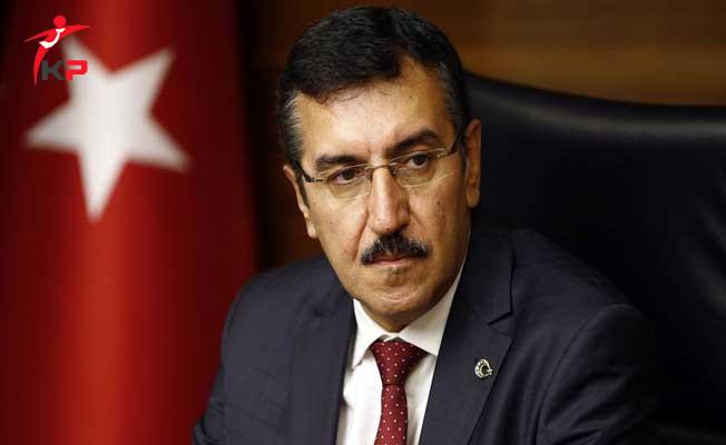 Habur Sınır Kapısı Kapatılacak Mı? Gümrük Bakanı Tüfenkci Açıkladı!