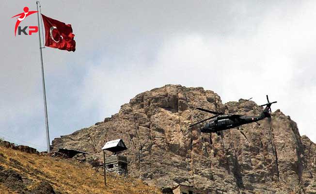 Hakkari Çukurca'da 3 Terörist Etkisiz Hale Getirildi