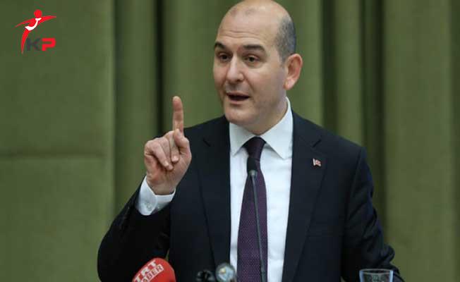İçişleri Bakanı Soylu: Kırmızı Işık'ta 2'inci Kez Geçenin Ehliyeti Alınacak
