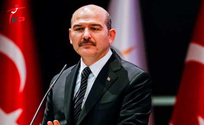 İçişleri Bakanı Süleyman Soylu'dan Gaziler Günü Mesajı