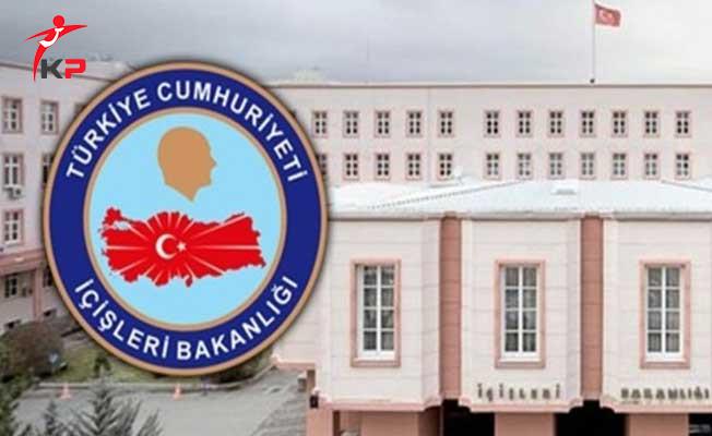 İçişleri Bakanlığı 1545 Personel Alımında 40 Puan İle Memur Ataması Yapıldı