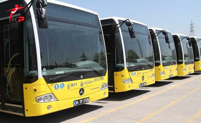 İETT Açıkladı: 18 Eylül'de Tüm Toplu Taşıma Araçları Ücretsiz !
