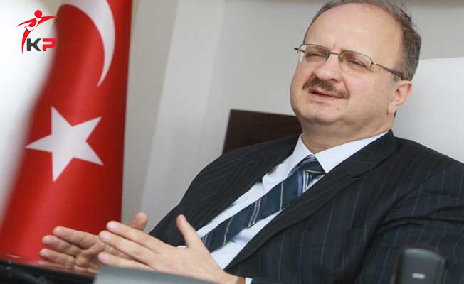 İKÇÜ Rektörü Prof. Dr. Galip Akhan İstifa Etti