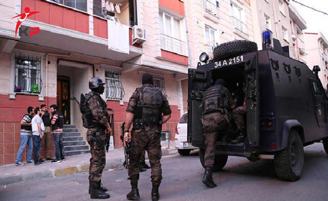 İstanbul'da DEAŞ'a Yönelik Operasyonda 36 Gözaltı