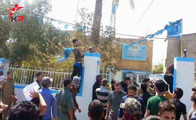 Kerkük'te Türkmen Partisine Silahlı Saldırı!