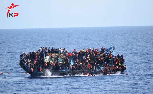 Kocaeli Açıklarında Göçmen Teknesi Battı: 4 Ölü, 20 Kayıp