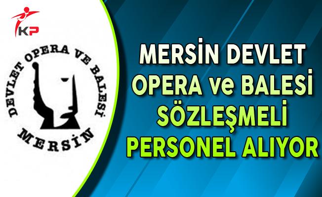 Kültür ve Turizm Bakanlığı Mersin DOB Memur Personel Alıyor