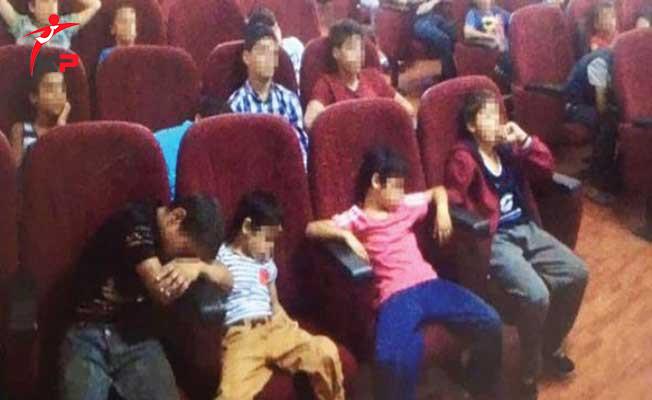 Limiti Doldurmayan Suriyeli Çocuklara Hortumla Dayak Atılıyor
