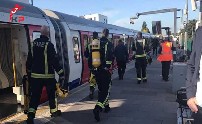 Londra Polisi Açıkladı ! Metro'daki Patlama Terör Saldırısı