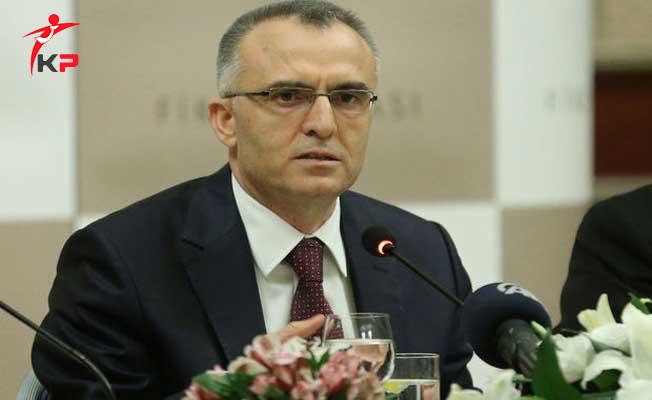 Maliye Bakanı Ağbal'dan Kamuya Personel Alımlarına İlişkin Önemli Açıklama