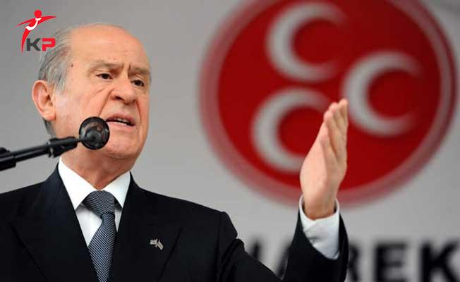 MHP Lideri Bahçeli'den Flaş Kerkük Açıklaması