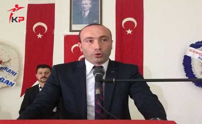 MHP Samsun İl Başkanı Tekin, Ülkücüleri Tehdit Etti
