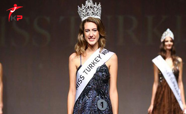 Miss Turkey 2017 Güzeli Seçilen Itır Esen'in Tacı Geri Alındı