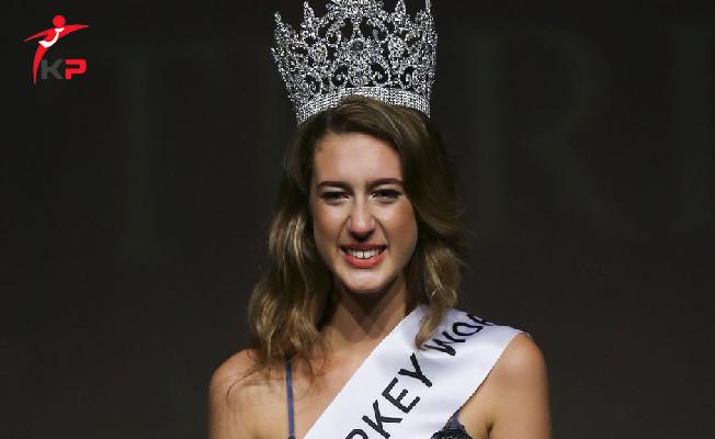 Miss Turkey Birinciliği Elinden Alınan Itır Esen'den Açıklama