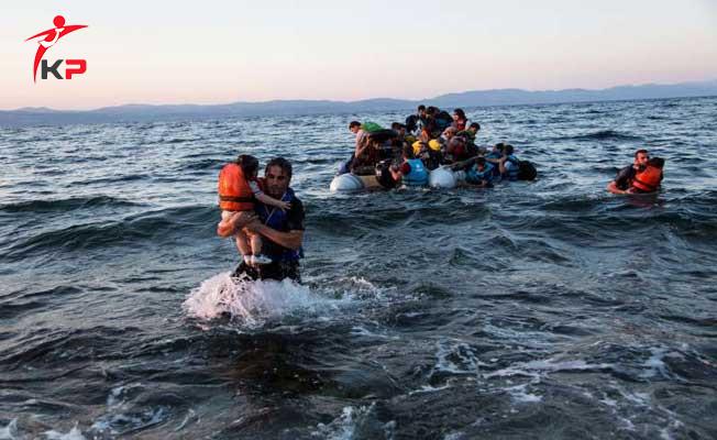 Muğla'nın Bodrum İlçesinde Çok Sayıda Mülteci Yakalandı!