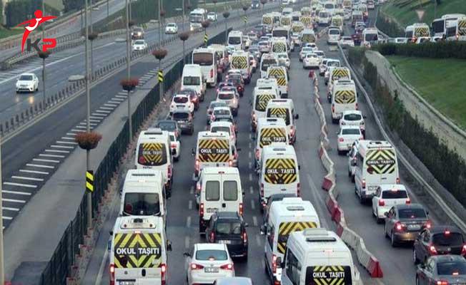 Okullar Açıldı İşte Trafikte Son Durum