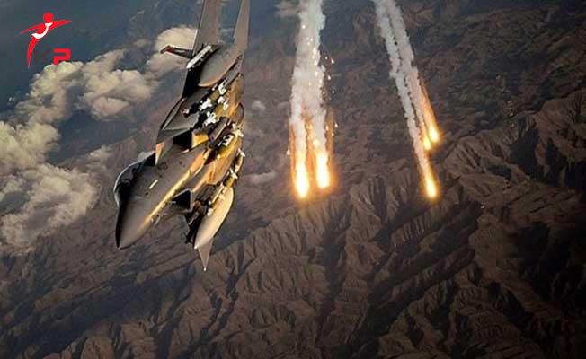 PKK Kamplarına TSK'dan Hava Harekatı !