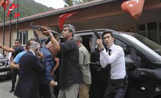 Son Dakika ! CHP Lideri Kılıçdaroğlu'nun Konvoyuna Saldıran Terörist Öldürüldü