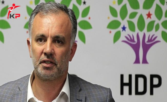 Son Dakika ! HDP'li Ayhan Bilgen'in Yeniden Tutuklanmasına Karar Verildi