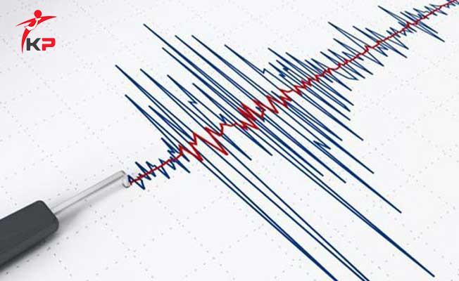 SON DAKİKA... Muğla'da Şiddetli Deprem