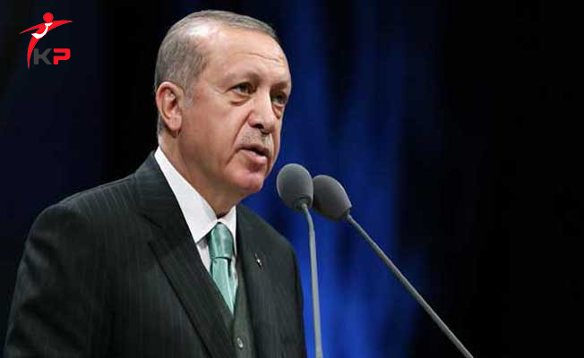SON DAKİKA...Cumhurbaşkanı Erdoğan'a ABD'de Protesto! Salon Karıştı