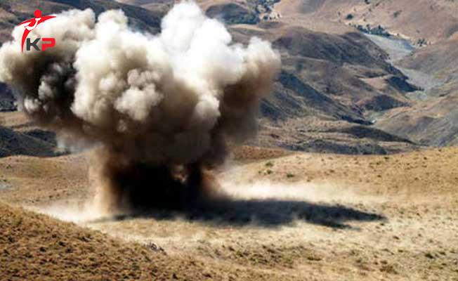 SON DAKİKA...Şemdinli'de Patlama! Şehit ve Yaralılar Var