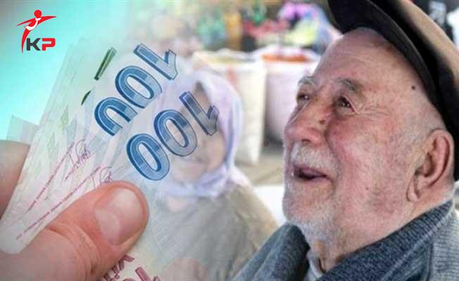 SSK ve Bağ-Kur Emeklilerine 200 TL Sürprizi!