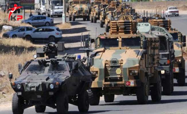 Suriye Sınırına Askeri Sevkiyat Gerçekleştiriliyor