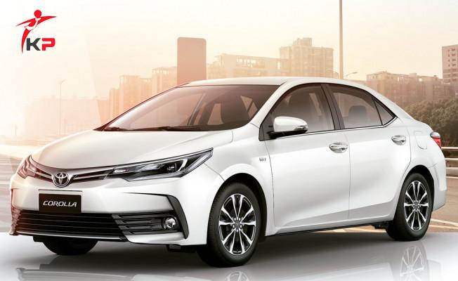 Toyota Sonbahar Kampanyası İle 2017 Model Corolla Sahibi Olmak Çok Kolay