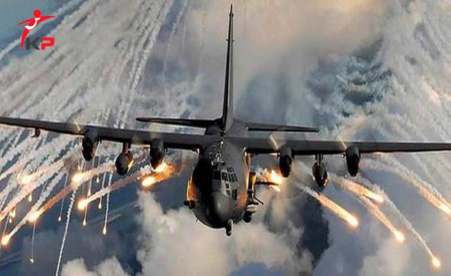 TSK'dan Irak Kuzeyi'ndeki PKK Kamplarına Hava Harekatı