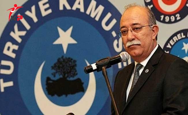 Türkiye Kamu Sen Başkanı İsmail Koncuk'tan Vergi Eleştirisi! 'Nerede Adil Gelir Dağılımı'