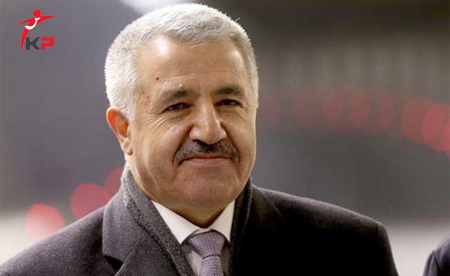 Ulaştırma Bakanı Arslan, Apandisit Ameliyatı Oldu