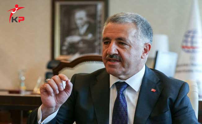 Ulaştırma Bakanı Arslan'dan Okul Servislerine İlişkin Flaş Açıklama