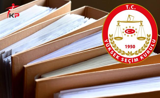 YSK'daki Değişiklik ile 600 Seçim Müdürüne Rotasyon Geliyor