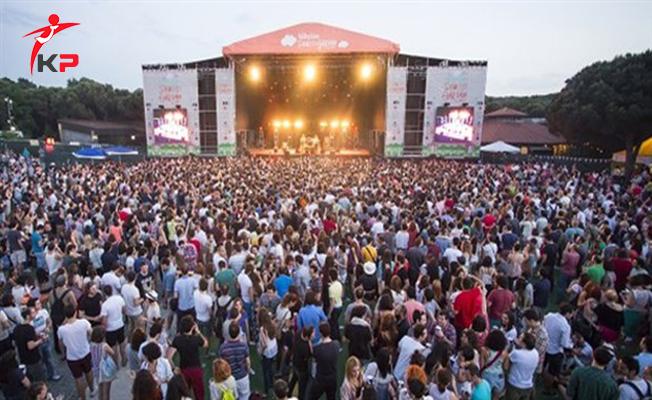 Zeytinli Rock Festivali Yarın Açılışını Yapıyor