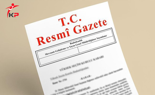 4 Ekim Tarihli Atama Kararları Resmi Gazete'de Yayımlandı