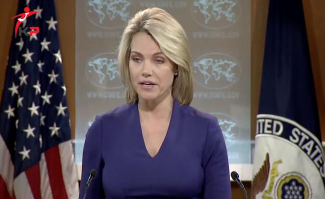 ABD Dışişleri Sözcüsü: Türkiye İle Aramızın Açıklamasını İstemeyiz!