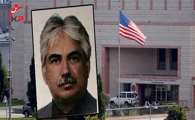 ABD Konsolosluğu Görevlisi Topuz'un DEA Mensubu Olduğu Ortaya Çıktı!