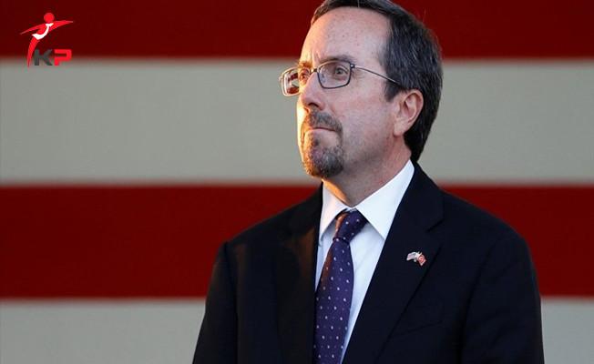ABD'nin Ankara Büyükelçisi John Bass Vize Başvurularının Askıya Alınma Nedenini Açıkladı!